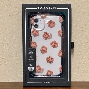 COACH Protective phone case iPhone 11